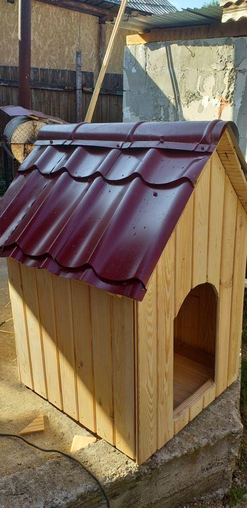Cușcă pentru caine. Blagesti - imagine 1