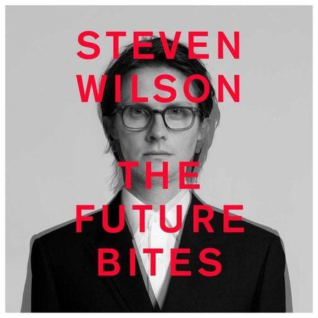 Steven Wilson - The Future Bites CD, 2021,  Стивън Уилсън, албум CD