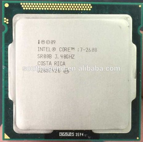 procesor  i7 2600