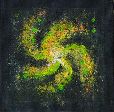 """""""Univers"""" - pictură"""