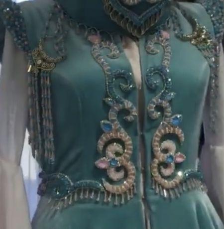 Камзол,саукеле,платье на узату той