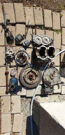 Извънбордов двигател Yamaha 20 25hp части