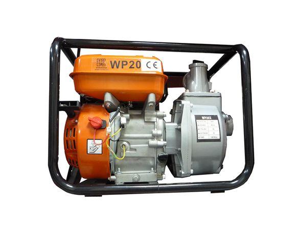 Бензинова водна помпа TAG 20 два цола с филтри