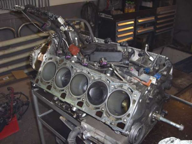 AUDI s audi 5.2 fsi s8 s6 r8 motor bloc chiulasa vibrochen piston