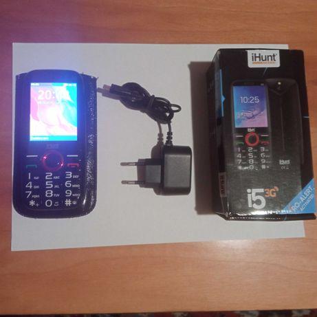 Telefon Mobil IHunt  i5  3G Black