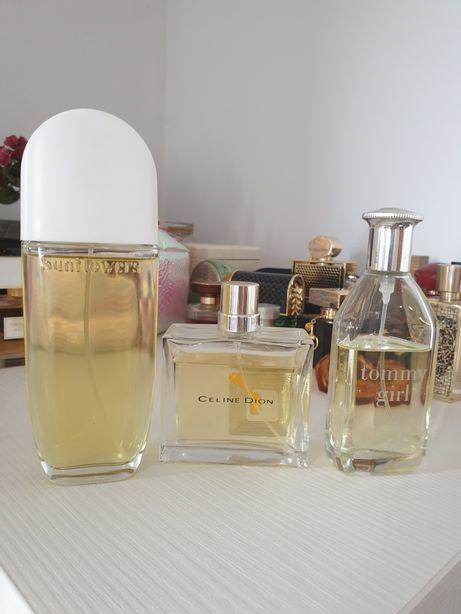Lot parfumuri originale Celline Dion, Tommy Hilfiger, Elizabeth Arden
