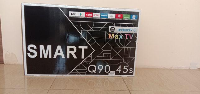 Smar Tv Led телевизор 123 см 45 дюм
