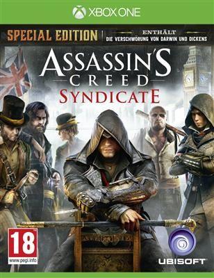 Joc Assasins's Creed Syndicate Xbox One