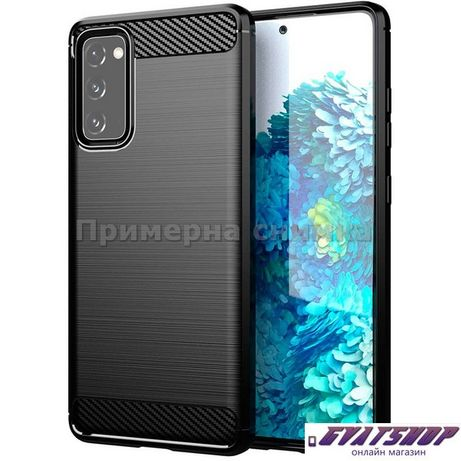 Samsung Galaxy S20 FE /S20 FE 5G Forcell CARBON Кейс