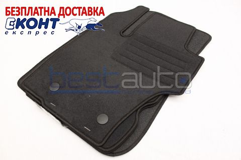 Мокетни стелки Petex за Dacia Duster / Дачиа Дъстер (2013+) мокет