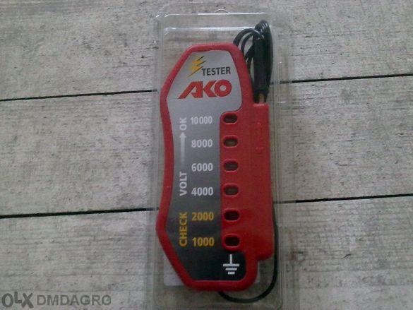 Диоден тестер за измерване на волтовете,електропастири
