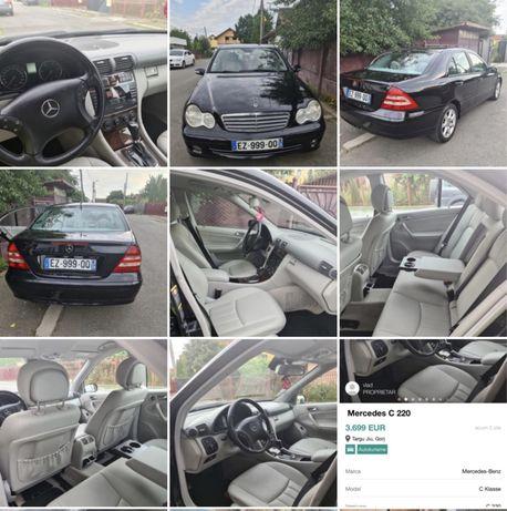 Mercedes -benz c 220