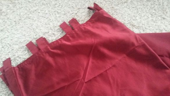 Нова завеса-бордо