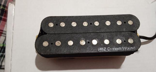 Звукосниматель для 8 струнной мультимезурной гитары + потенциометр
