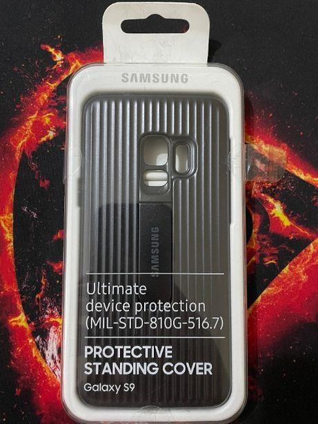 Husa Samsung Galaxy S9/Folie Sticla S9/S9+