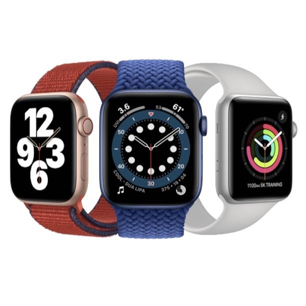 Акция! Apple Watch 6 40 mm /Эпл Уотч 44 мм /Смарт фитнес часы Доставка