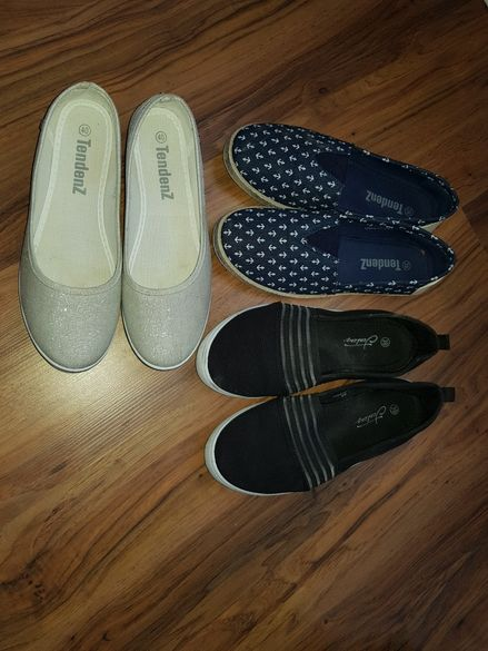3 чифта обувки за 20лв.