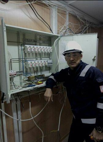 Электрик Грамотный. По Цене всегда можно договориться.