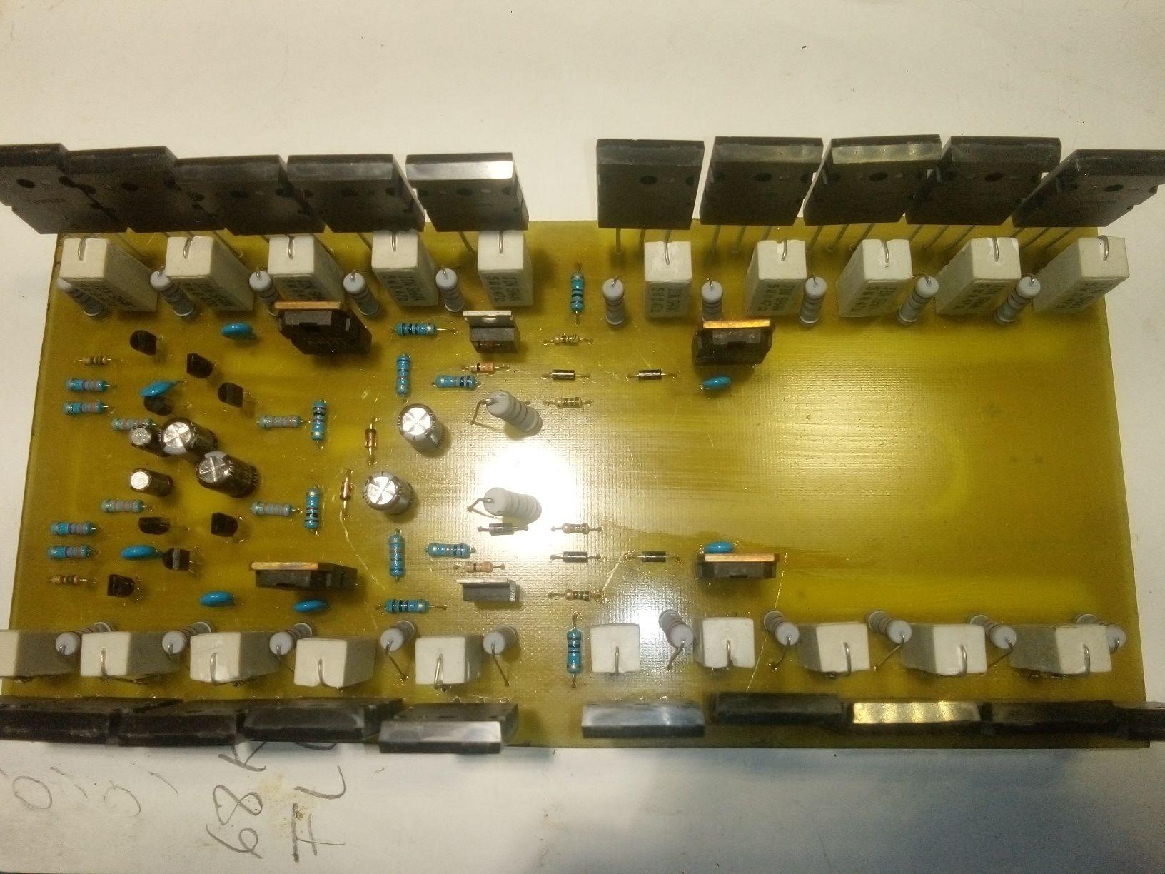 Kit stereo 500w la 4 ohmi