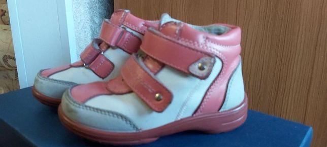 Ботиночки для девочки (Котофей), 23 размер!