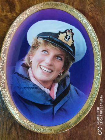 Platou portelan Lady Diana (6535D)