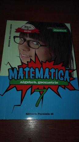 Matematica, algebra si geometrie clasa a-7-a