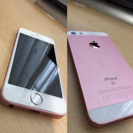 Iphone SE 1st gen 64gb Rose Gold
