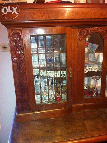 Dulap bucătărie - mobilier lemn vechi