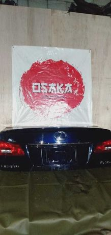 Крышка багажника lexus is 350