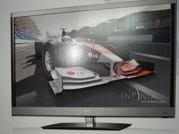 Телевизор LG 42LW579S 3D