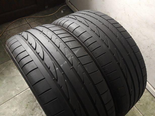 2 anvelope 255/45/20 - Bridgestone , 6 mm