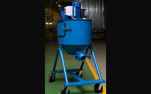 Смеситель для газобетона 0.25м3
