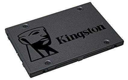 Накопитель SSD Kingston SA400S37/960G, 960GB/ TLC/ 2.5/ SATA III