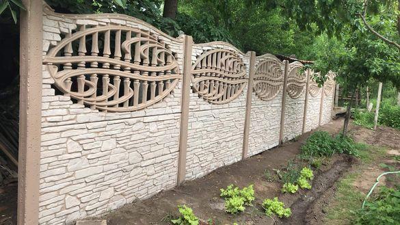Бетонни изделия огради