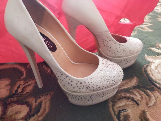 Шикарный Свадебный туфли