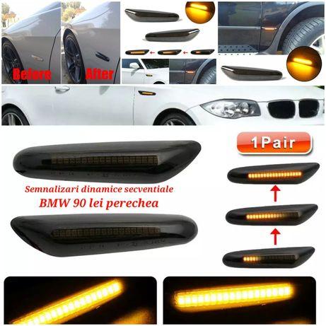 Semnalizari dinamice secventiale VW Passat Golf Jetta BMW e46 e90 e60