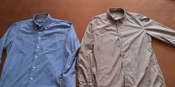 Мъжки ризи маркови 2 бр.