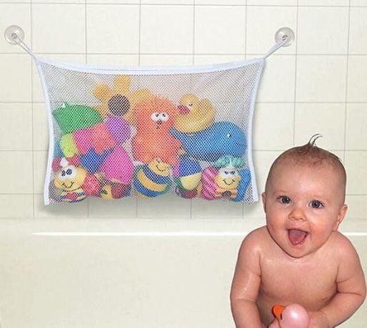 Сумка в ванну под игрушки