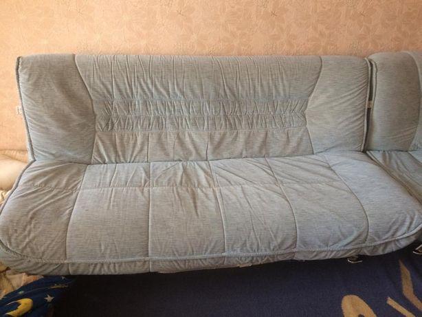 Диван раскладной и кресло тоже раскладной в отличном состоянии