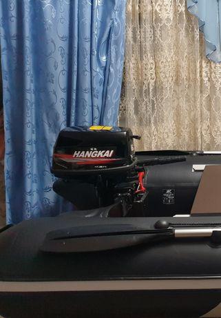 Мотор на лодку Ханкай 6.5