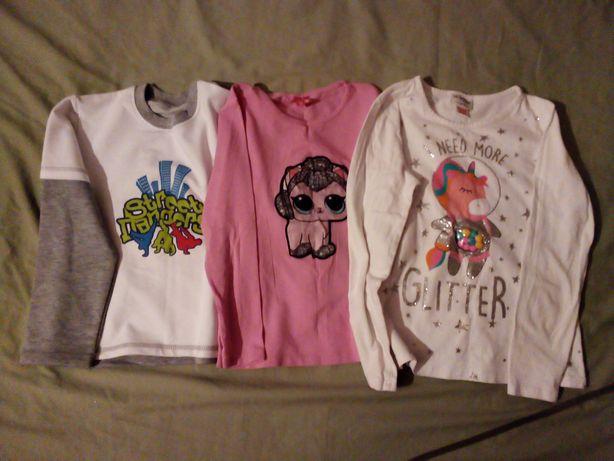 Вещи на девочку футболки кофточки шорты джинсы