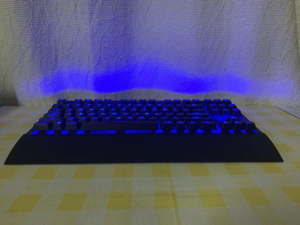 Tastatura RGB Wireless Mecanica Corsair