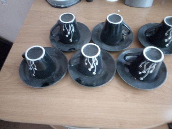Чаши     за     кафе не ползвани