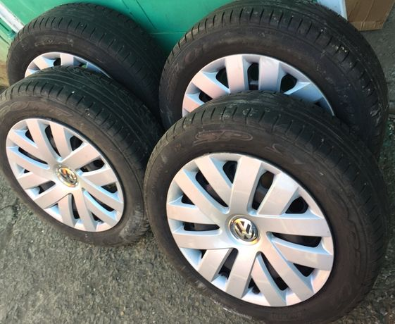 Roti de vară 185/60/R15 pentru grupul VAG(VW/Audi/Seat/Skoda)