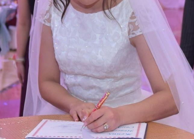 Продам свадебное платье Трансформер
