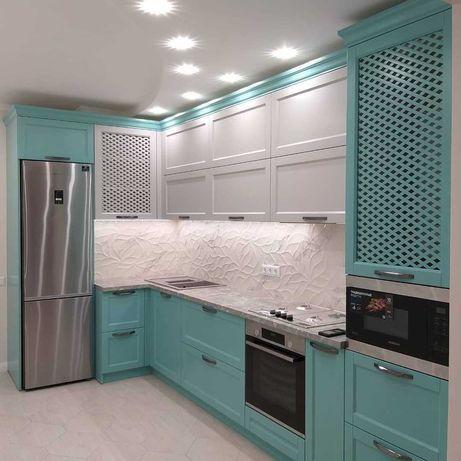 Мебель на Заказ Кухонный гарнитур Спальный Шкаф купе Детский Рассрочка