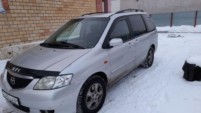 Продам Mazda MPV 2002г. Минивэн