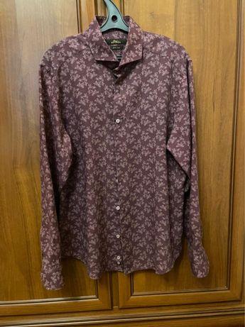 Мужская рубашка бренда Bottega