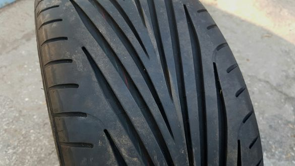 1бр 7мм 225/40/18 лятна гума Goodyear Eagle F1, летни гуми Гудиър Ф1
