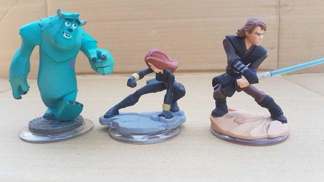 lot 3 figurine infinity  #53